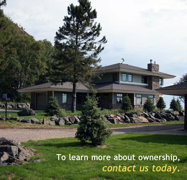 Silver Cliff Homes, luxury lakeshore property on Minnesota's North Shore of Lake Superior